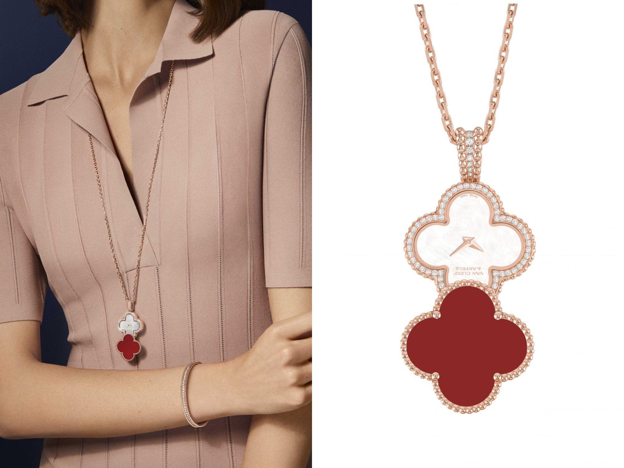 珠寶世家 Van Cleef & Arpels 梵克雅寶全新 Alhambra 與 Perlée 系列,詮釋優雅精緻氣息!