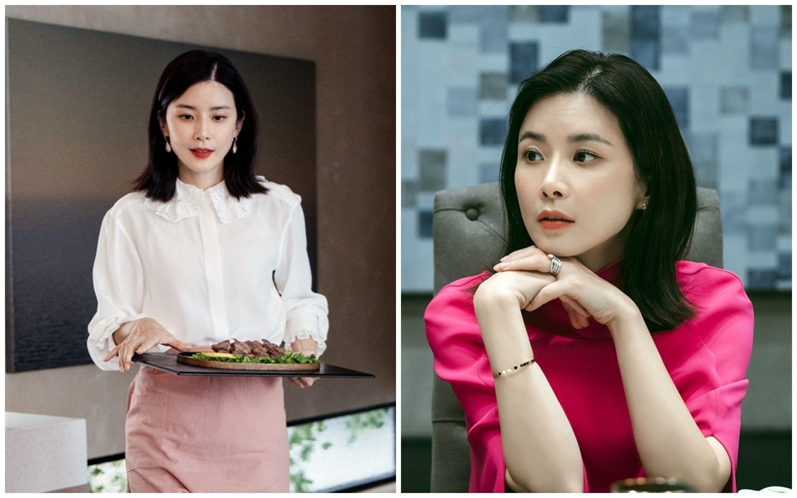 韓劇 《我的上流世界》豪門媳婦李寶英珠寶總盤點!
