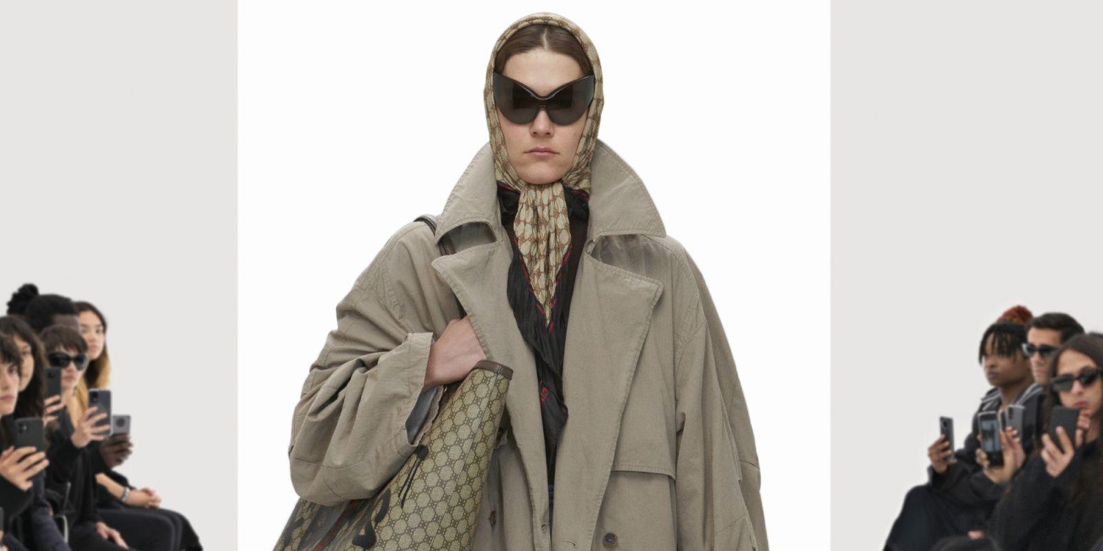 Balenciaga 2022 春季系列:Gucci 聯名、最時髦菜籃⋯爆款單品搶先看!