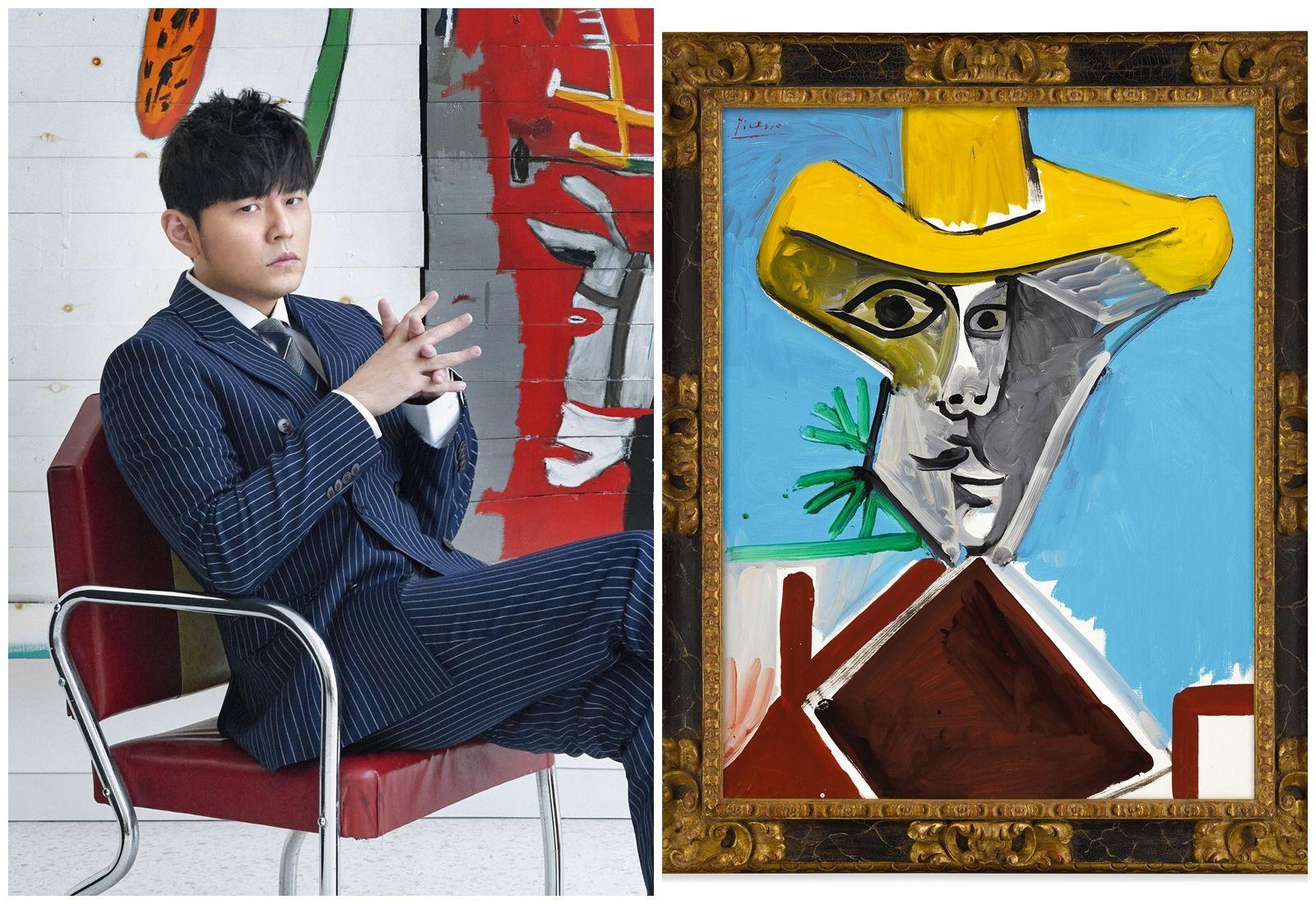 逾30億新台幣全數成交!周杰倫 x 蘇富比 Sotheby's 亞洲首場「Contemporary Curated」藝術拍賣斬獲佳績!