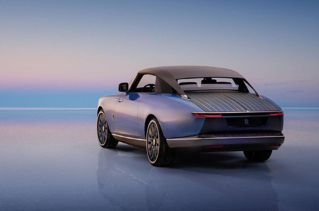 世界最貴的車還有訂製錶加持!逾 7.7 億新台幣勞斯萊斯 Rolls-Royce 訂製「Boat Tail」 車款亮相