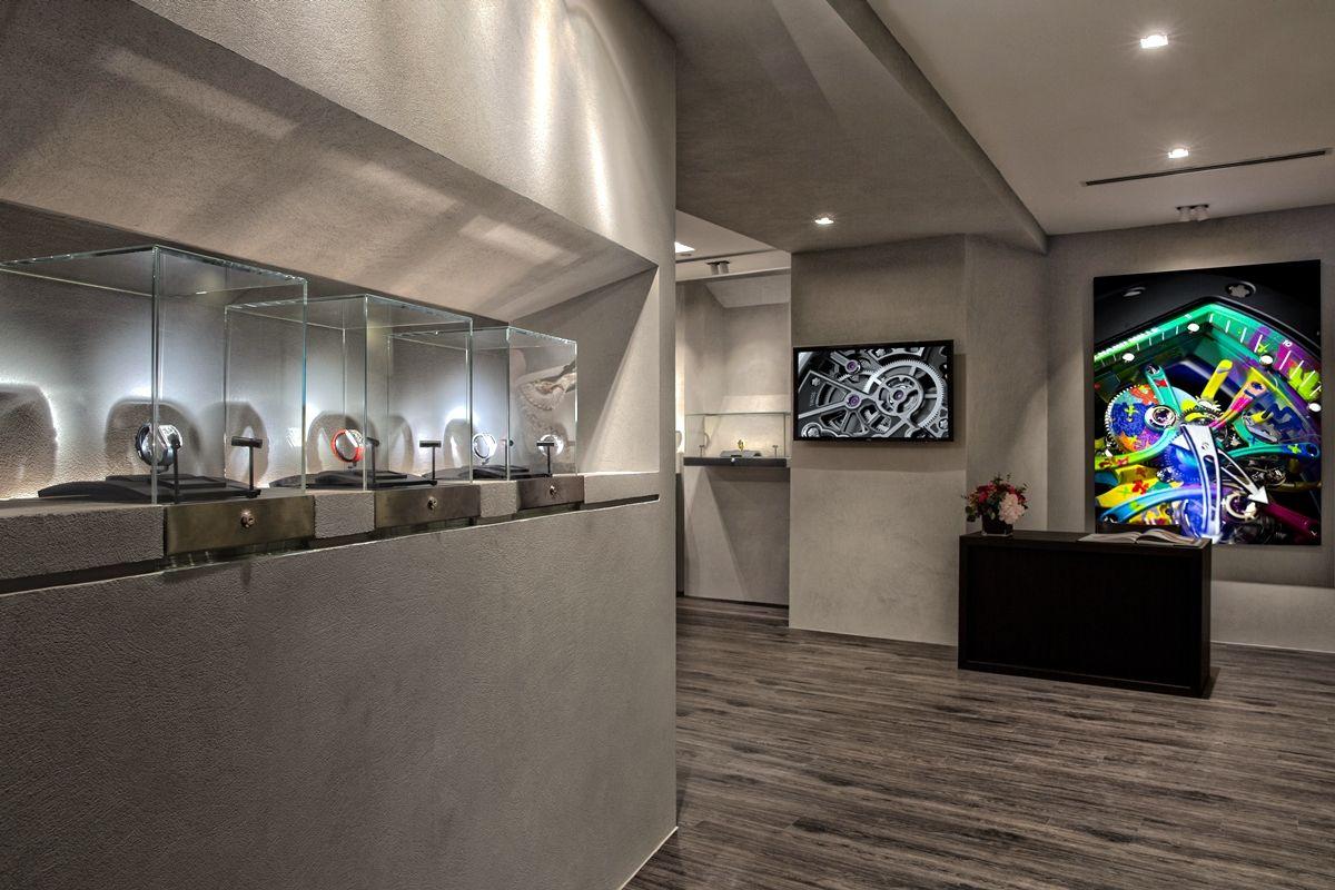 位於新加坡的The Value of Time二手錶精品店,是全球唯一一家專門零售 Richard Mille二手腕錶的單一品牌精品店。