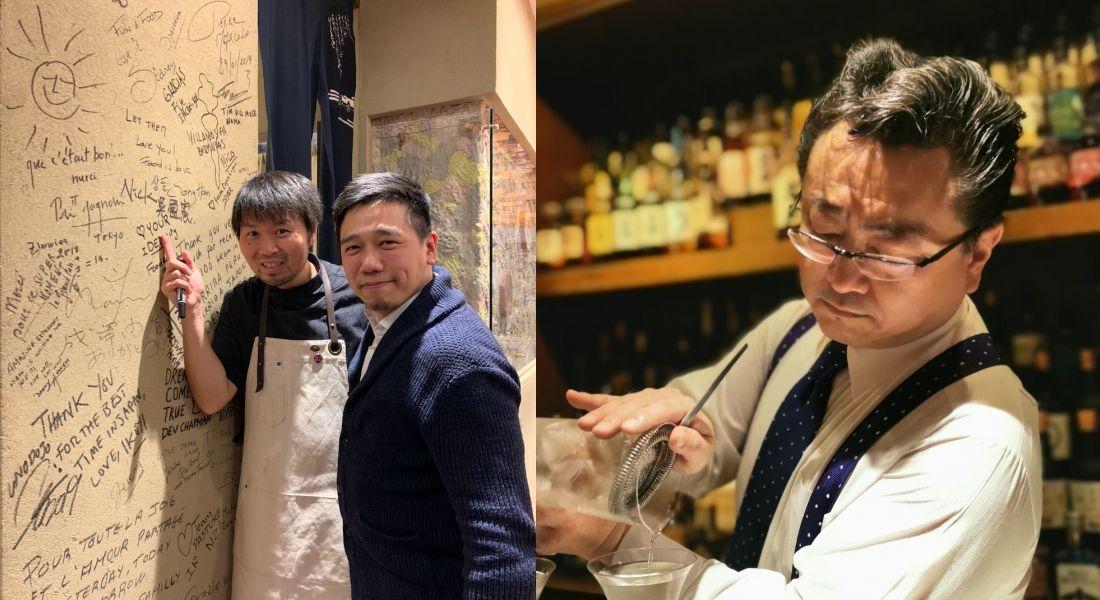 疫情下的旅行幻想地圖:2021亞洲50大酒吧Bar Mood主理人吳盈憲