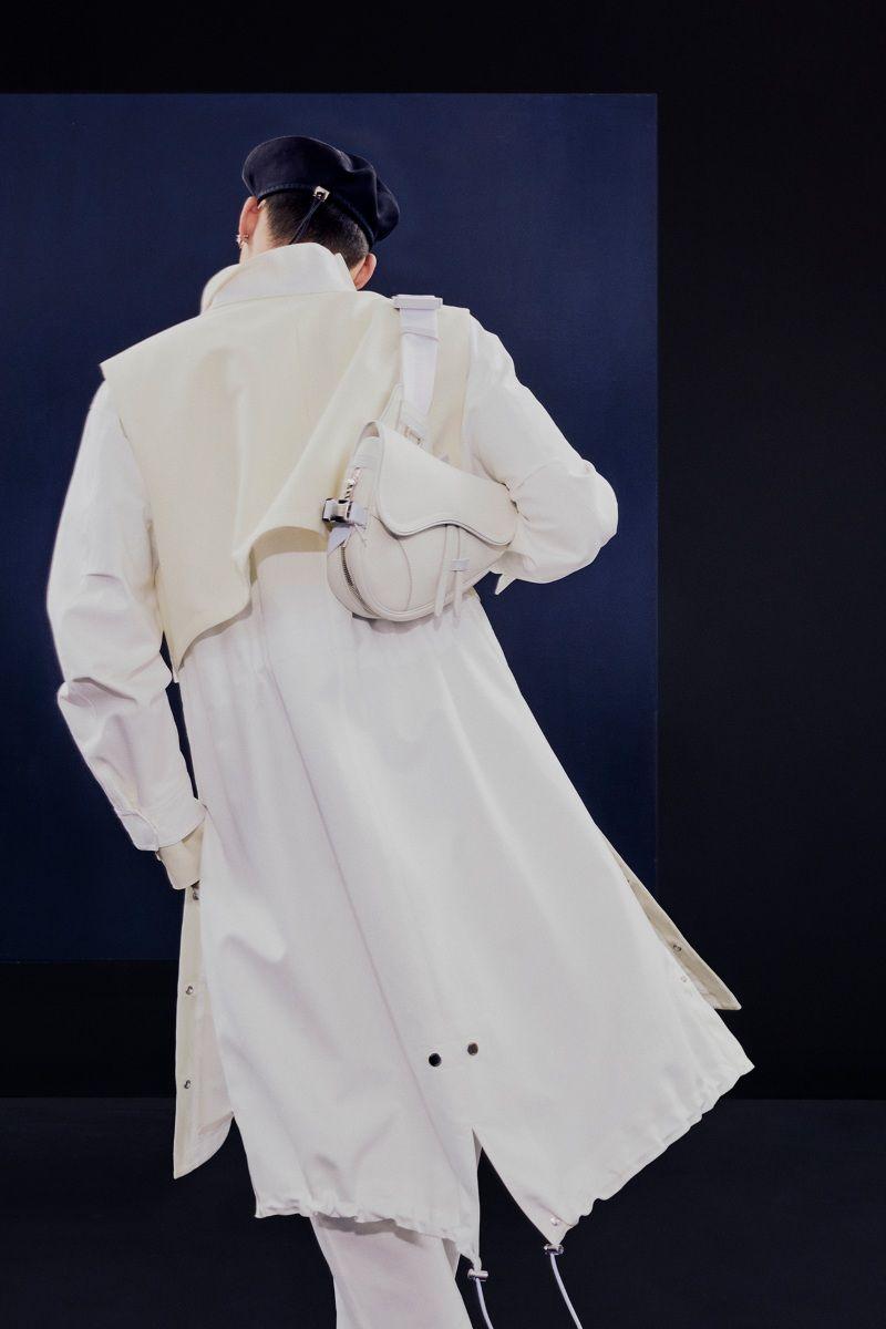Dior x Sacai 2022早春男裝聯名