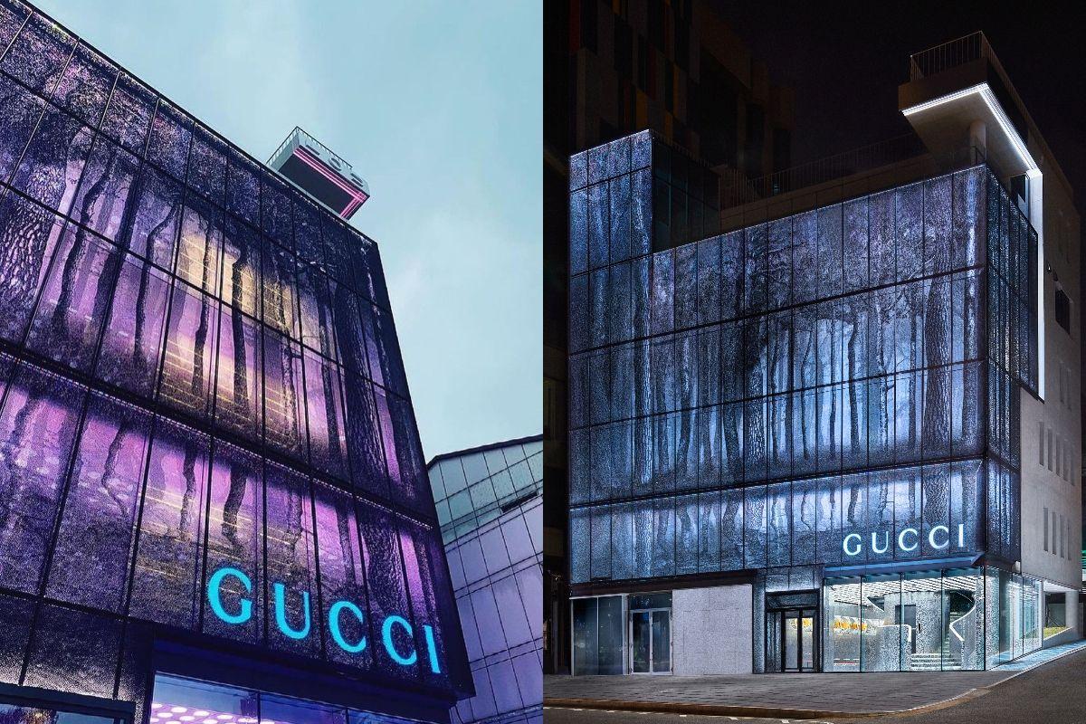 梨泰院的魔法森林!? Gucci 首爾旗艦店「Gucci Gaok」,挟想像力與奇幻色彩開幕