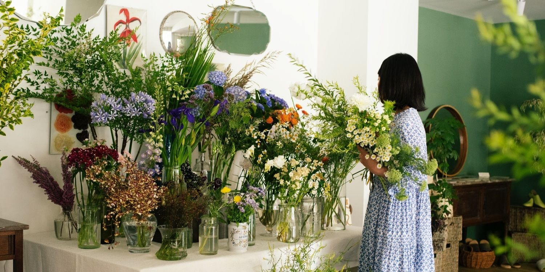 療癒居家生活提案:專訪「Salon Flowers」創辦人嶺貴子,日本職人精神打造世外桃花源!