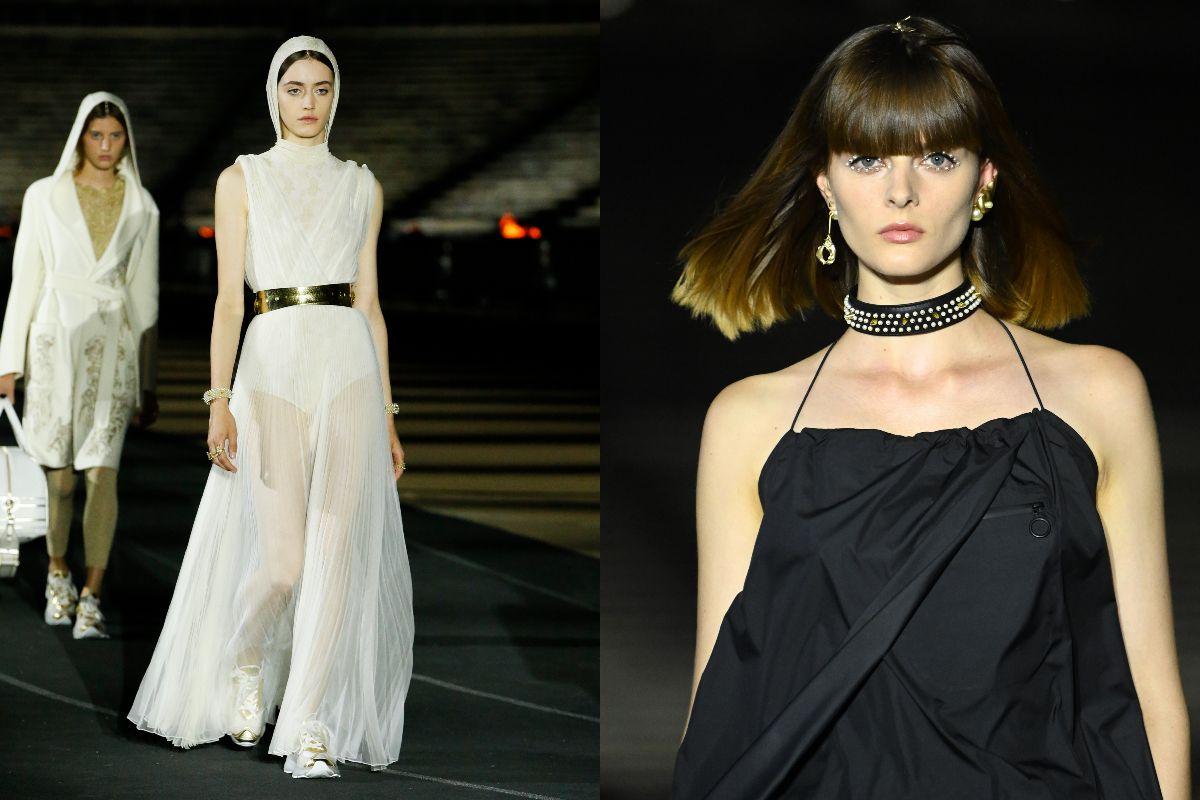 Dior 2022早春系列:希臘女神改穿球鞋?8 大設計亮點搶先看