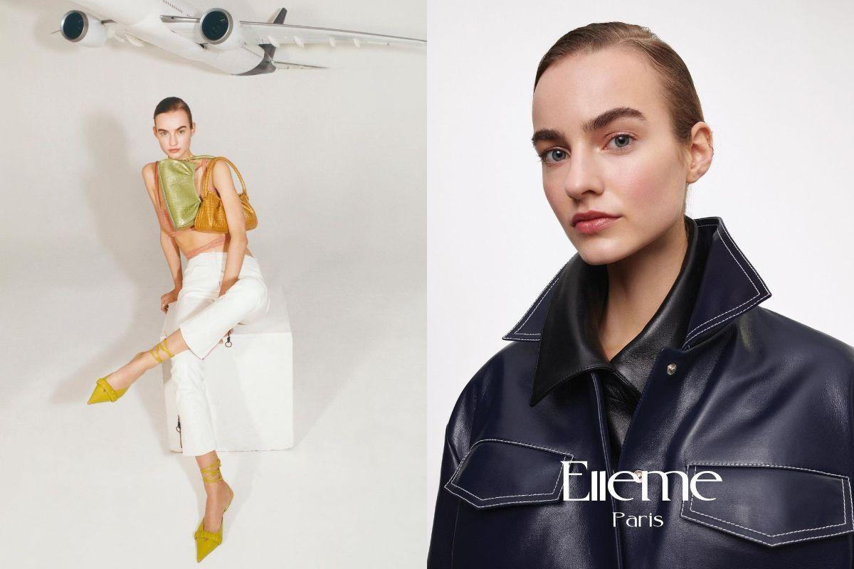 從找不到工廠接單,到時尚網紅求合作!認識巴黎小眾品牌 Elleme 的魅力