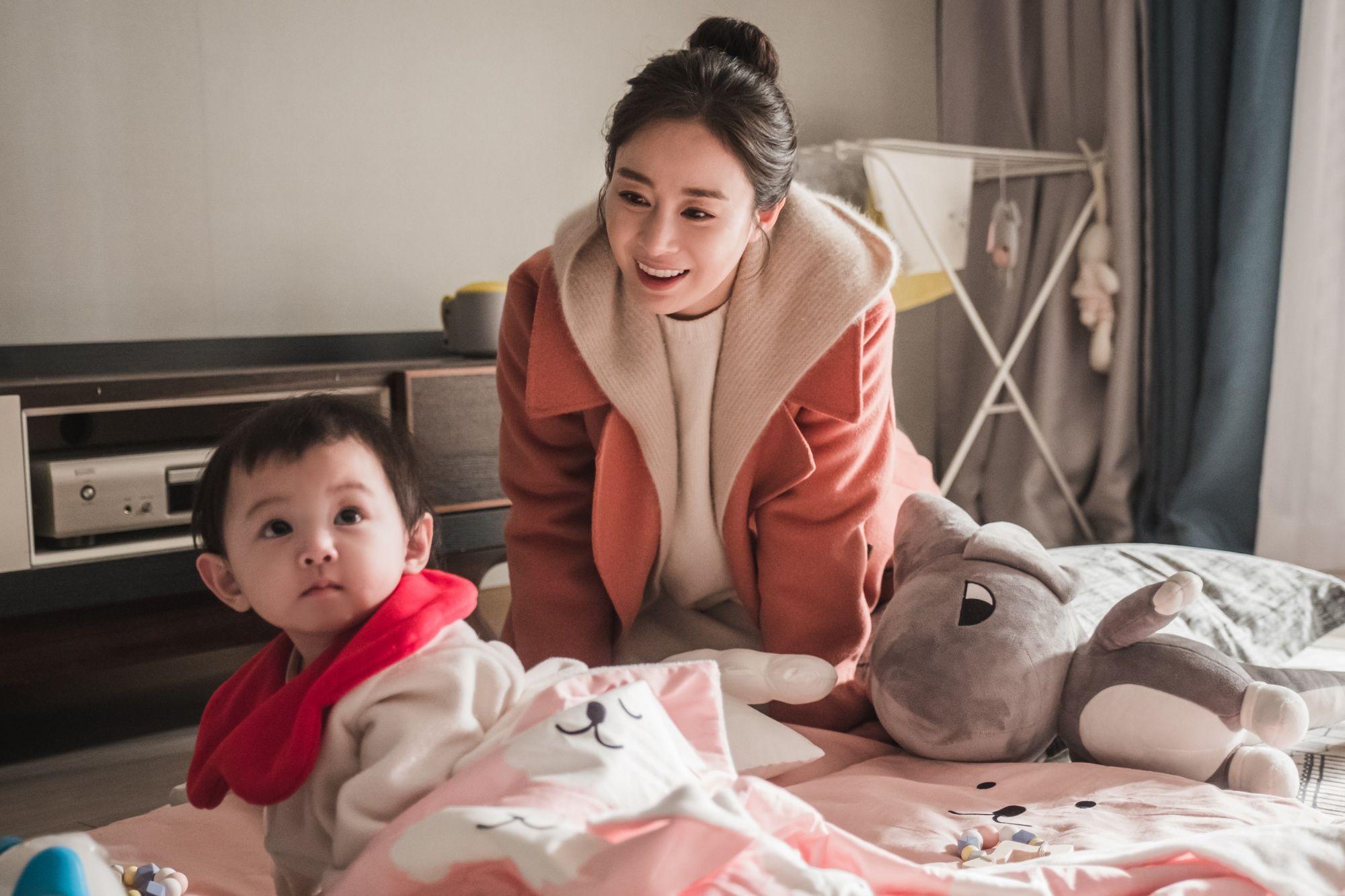 《哈囉掰掰,我是鬼媽媽》。圖片來源/Netflix