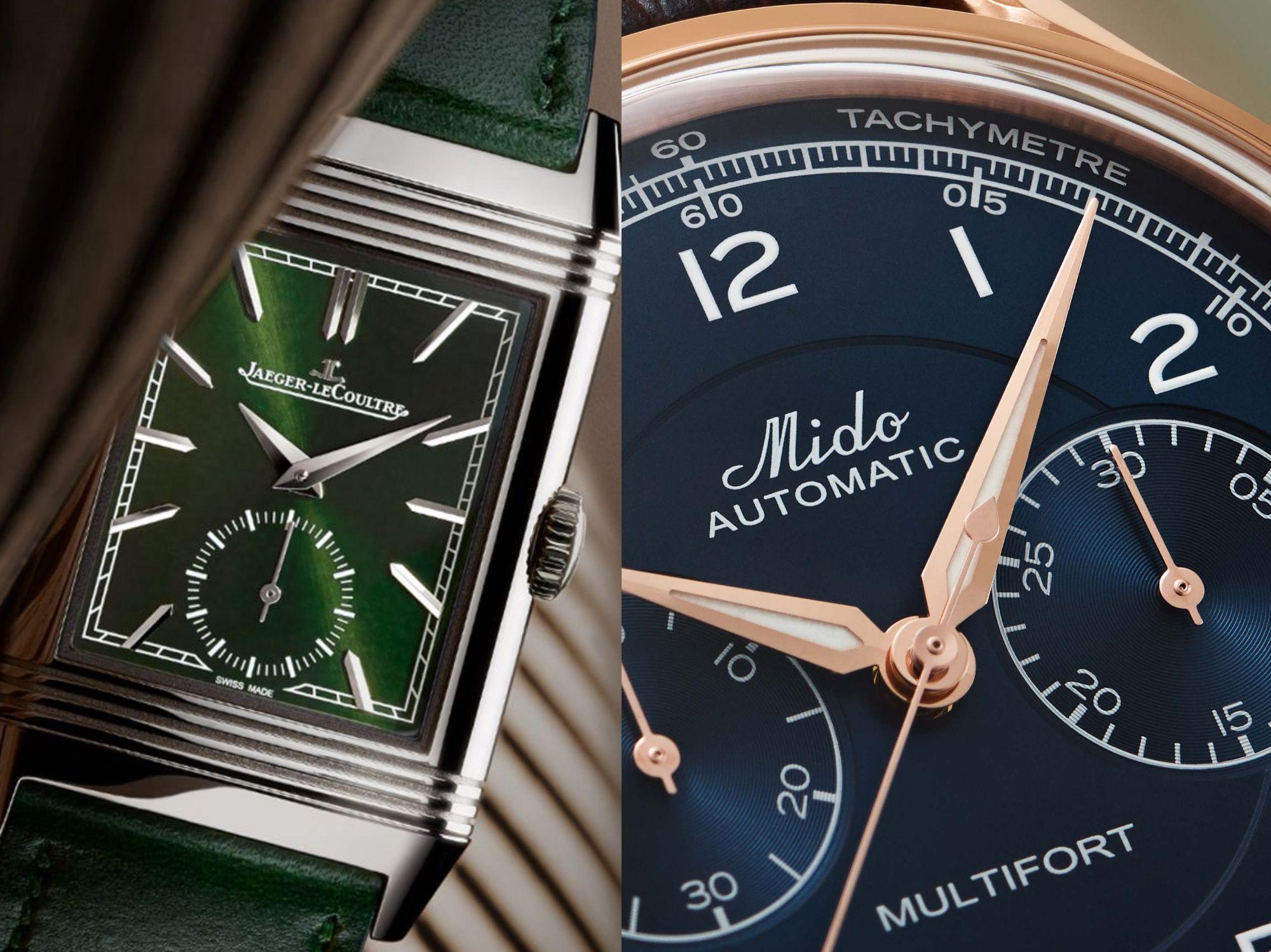 2021 新款腕錶速報:MIDO、Jaeger-LeCoultre、Montblanc,藏家們的口袋逸品!