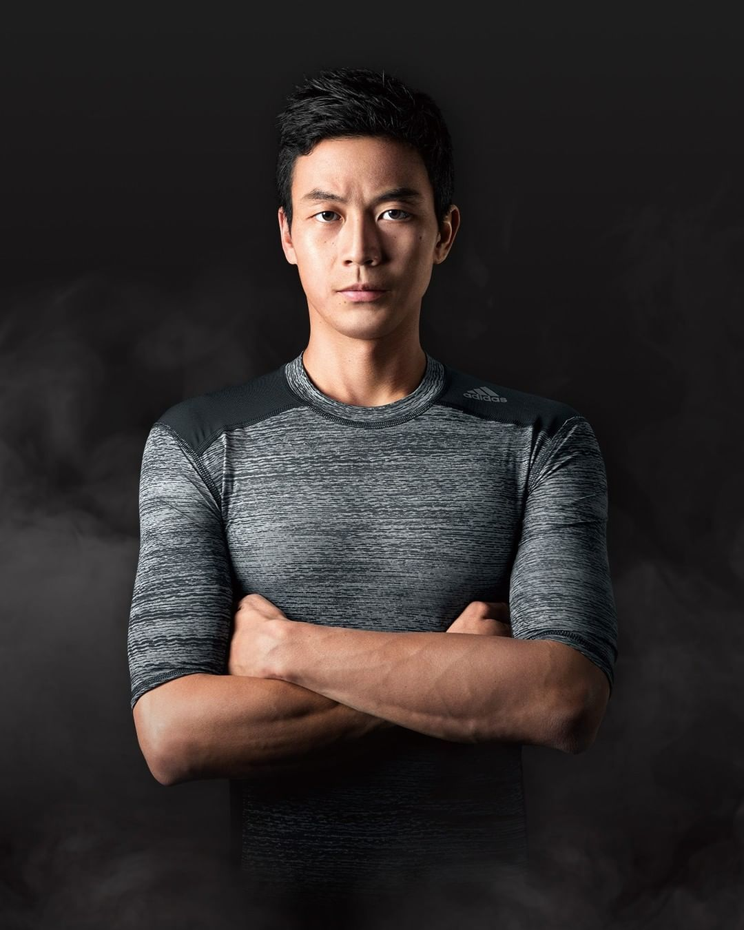 網球選手盧彥勳將是第五度代表台灣參與奧運盛事。圖片來源/adidas_tw@instagram