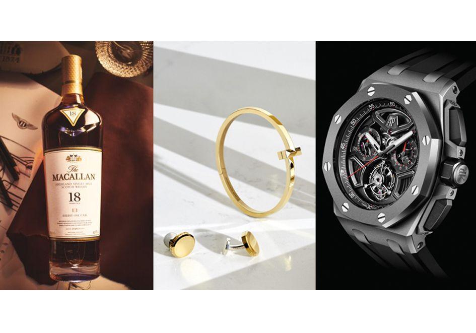 2021 父親節禮物推薦:限量手錶、飾品配件、環保車款與珍稀威士忌!