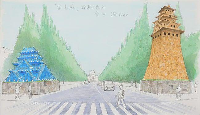 photo by Pavilion tokyo 2021