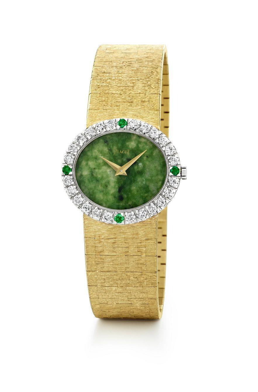 2021 腕錶珠寶4款推薦!LV、Piaget、寶璣、萬寶龍精品配件盤點