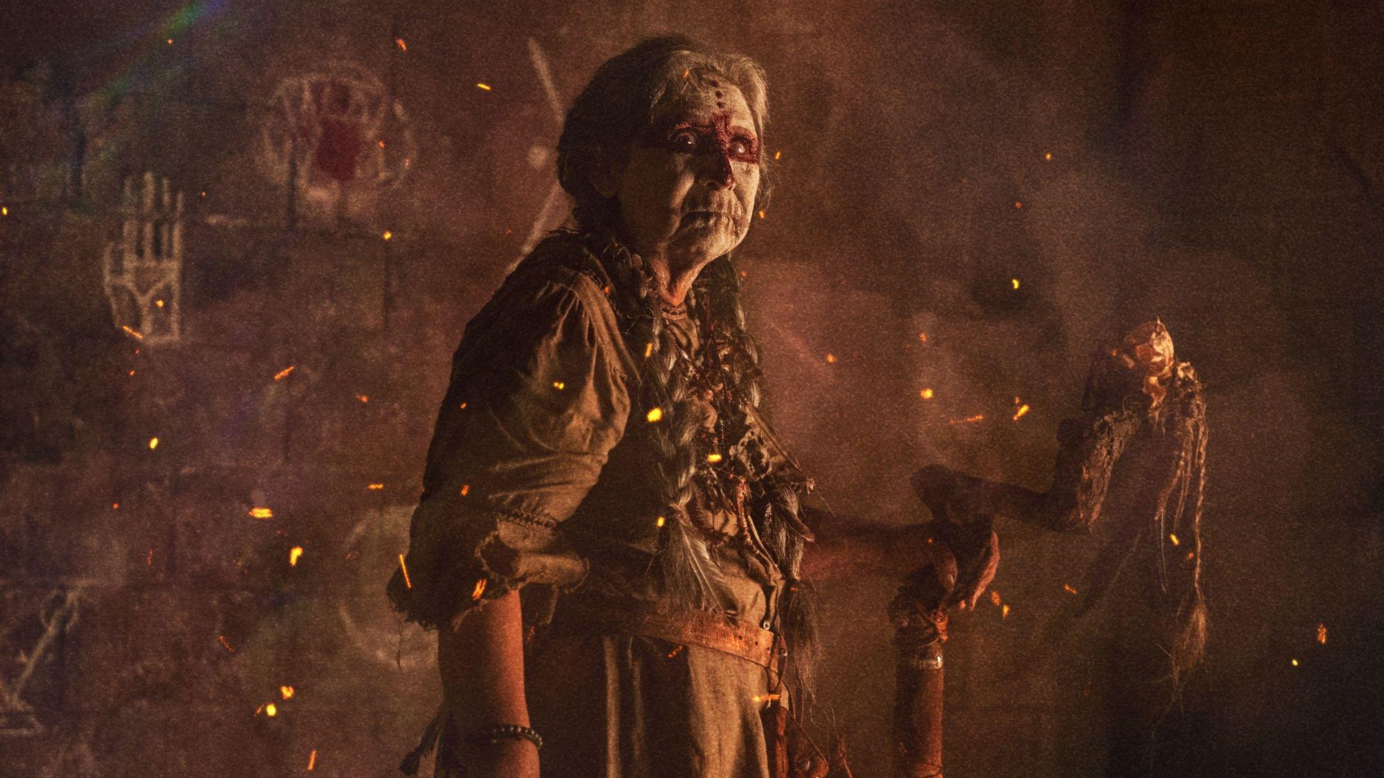 《古祭》。圖片來源/Netflix