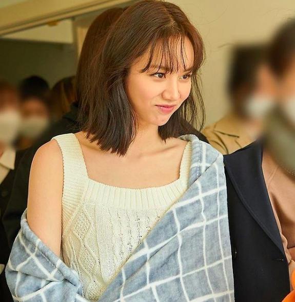 韓劇《九尾狐》女星惠利保養 4 關鍵!「初戀系」中長髮性感又可愛