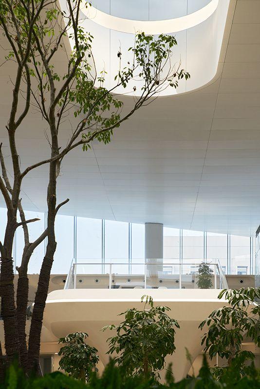 嘉興火車站。攝影:奧觀建築視覺。