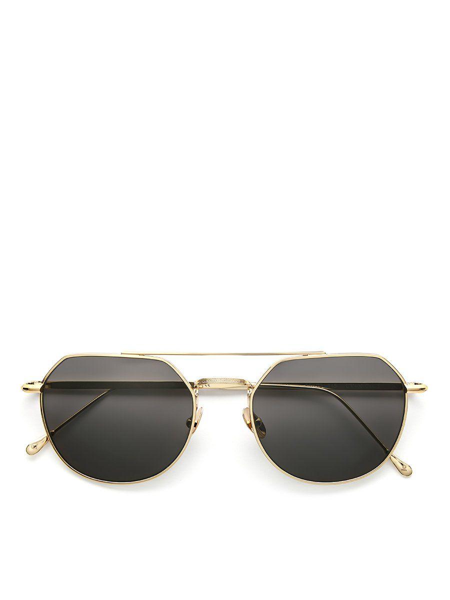 MIA BOUTIQUE 複合式精品選物 Beaulieu Aviator 太陽眼鏡。