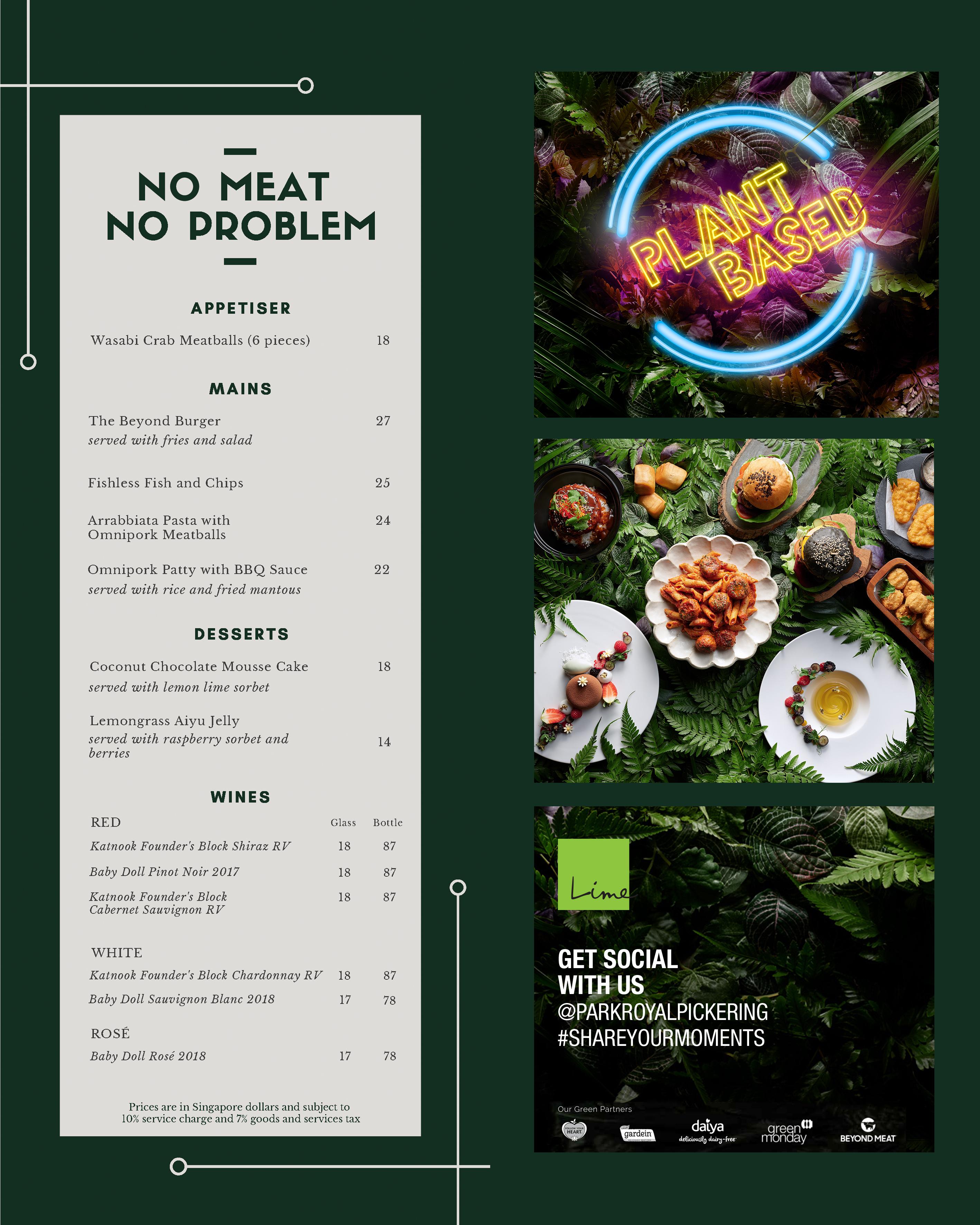 Parkroyal On Pickering Lime Restaurant Seafood Buffet: Singapore Tatler