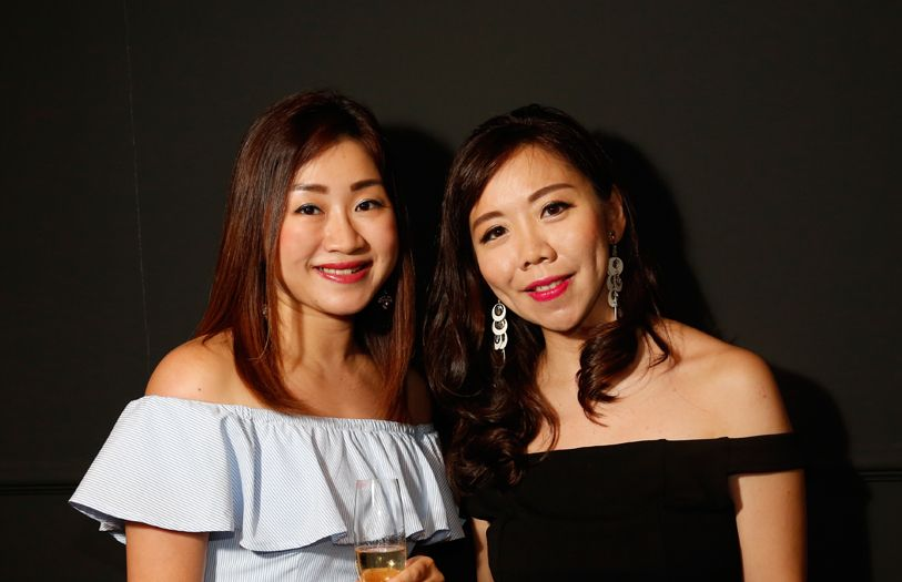 Winnie Ee and Karen Wong