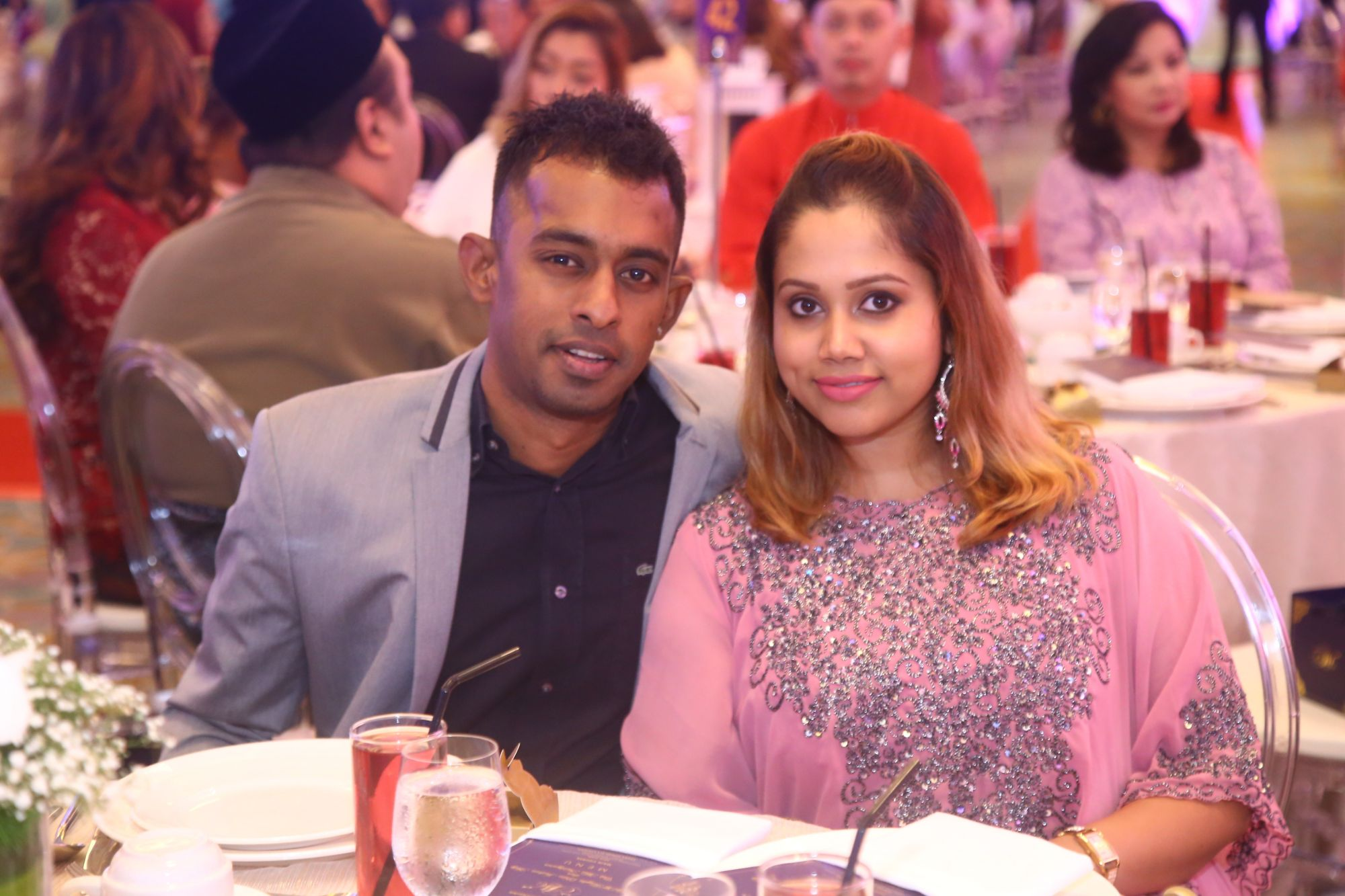 Vijay Pandian and Kressna Davahran