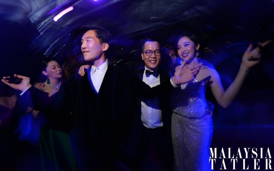 Koh Li Tim, Ong Jian Win and Lim Pei Lu