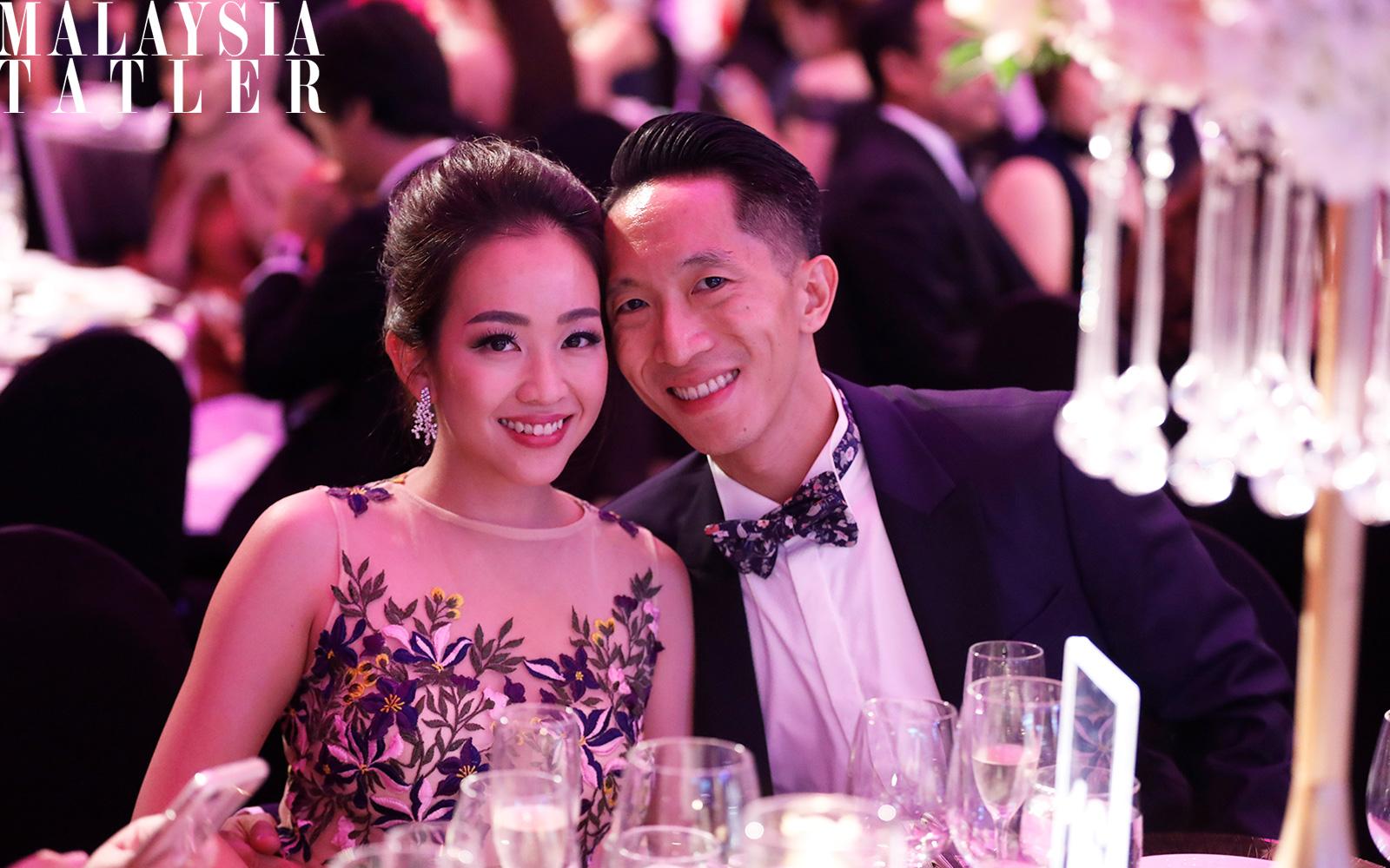 Evonne Khoo and Yap Weng Yau