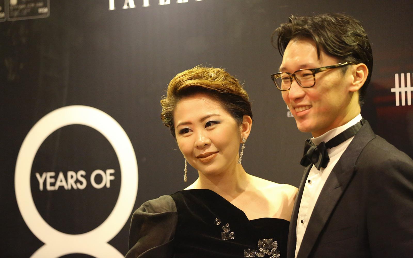 Lim Ai San and Tan Shen Wain