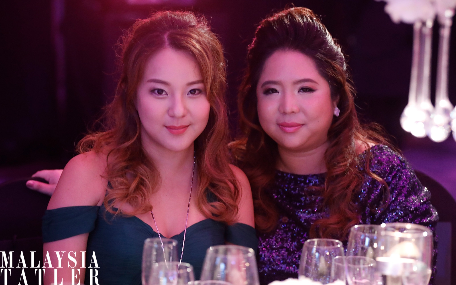 Valerie Ong and Yap Ai Leen