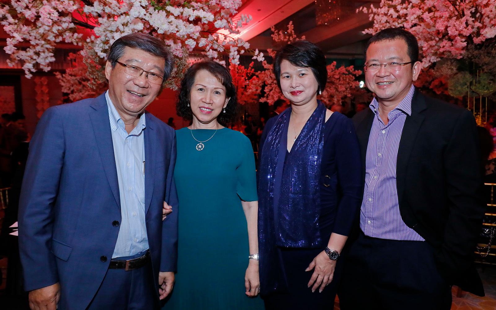 Lee Twen Goh, Cheong Fai Fah, Choo Wai Yeen and Wong Hing Ngiap