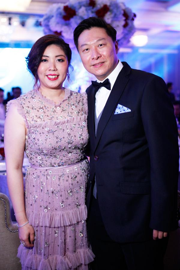Soo Ching Ling and Samet Ali