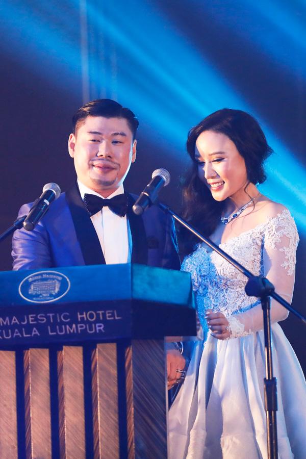 Datuk Airique Soo and Datin Dorcas Leong