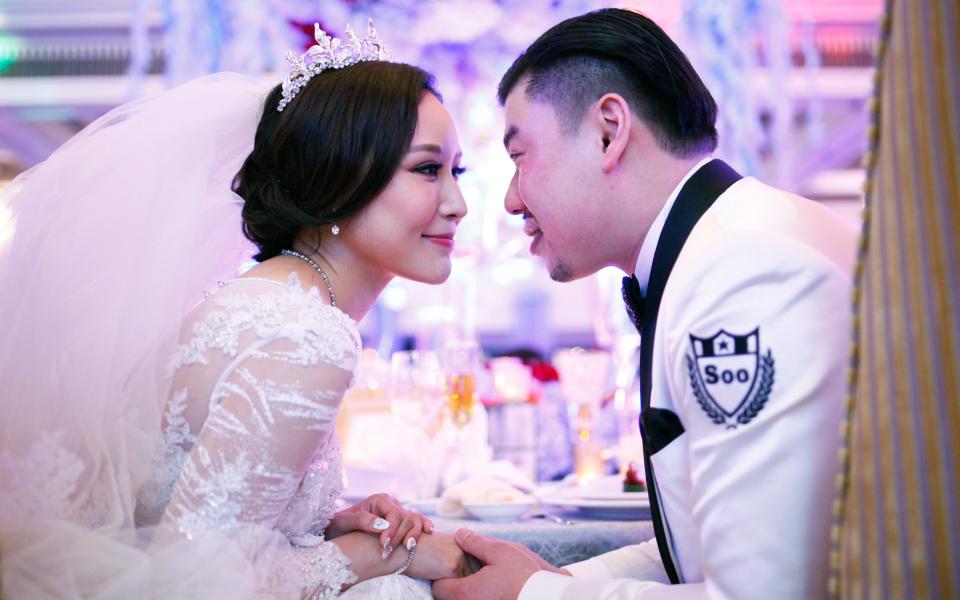 Datin Dorcas Leong and Datuk Airique Soo