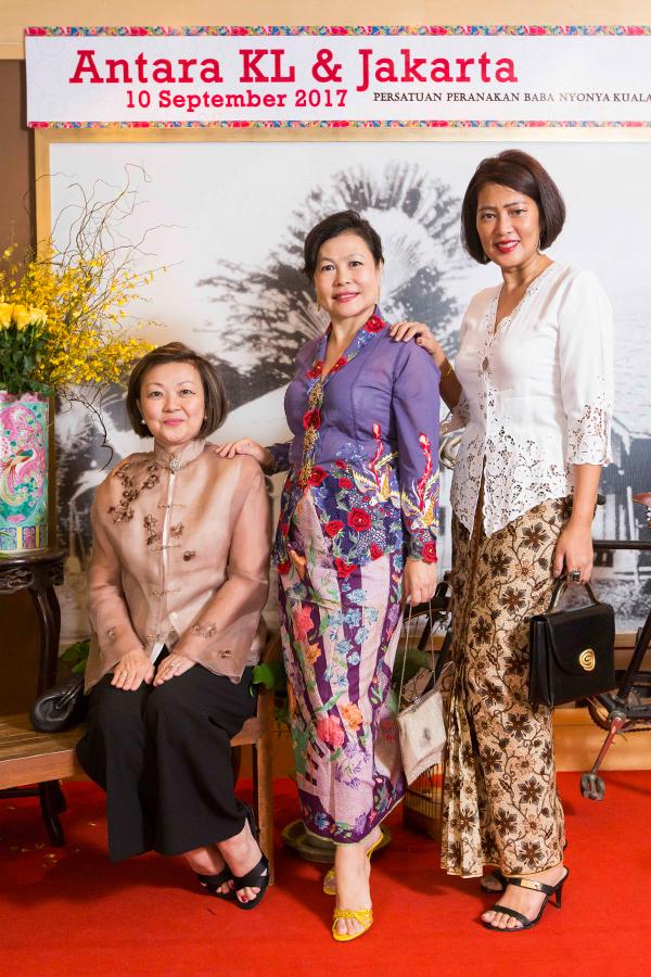 Yeow Ai Lin, Chan Yue Yee and Carol Chin