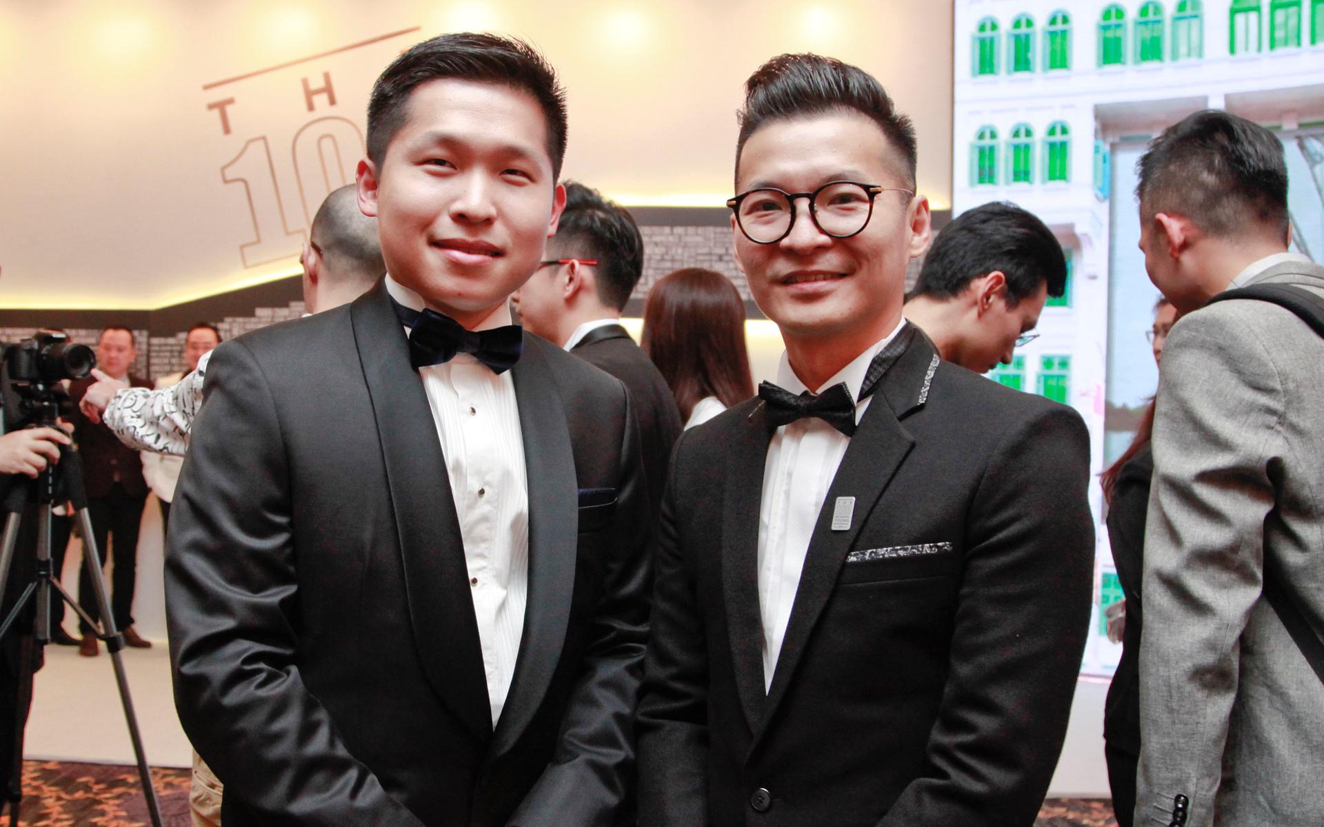William Tang Chee Weng and Yiewin Kang