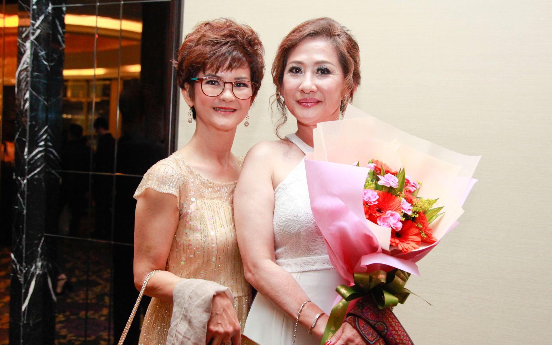 Hean Fong and Susan Ngan