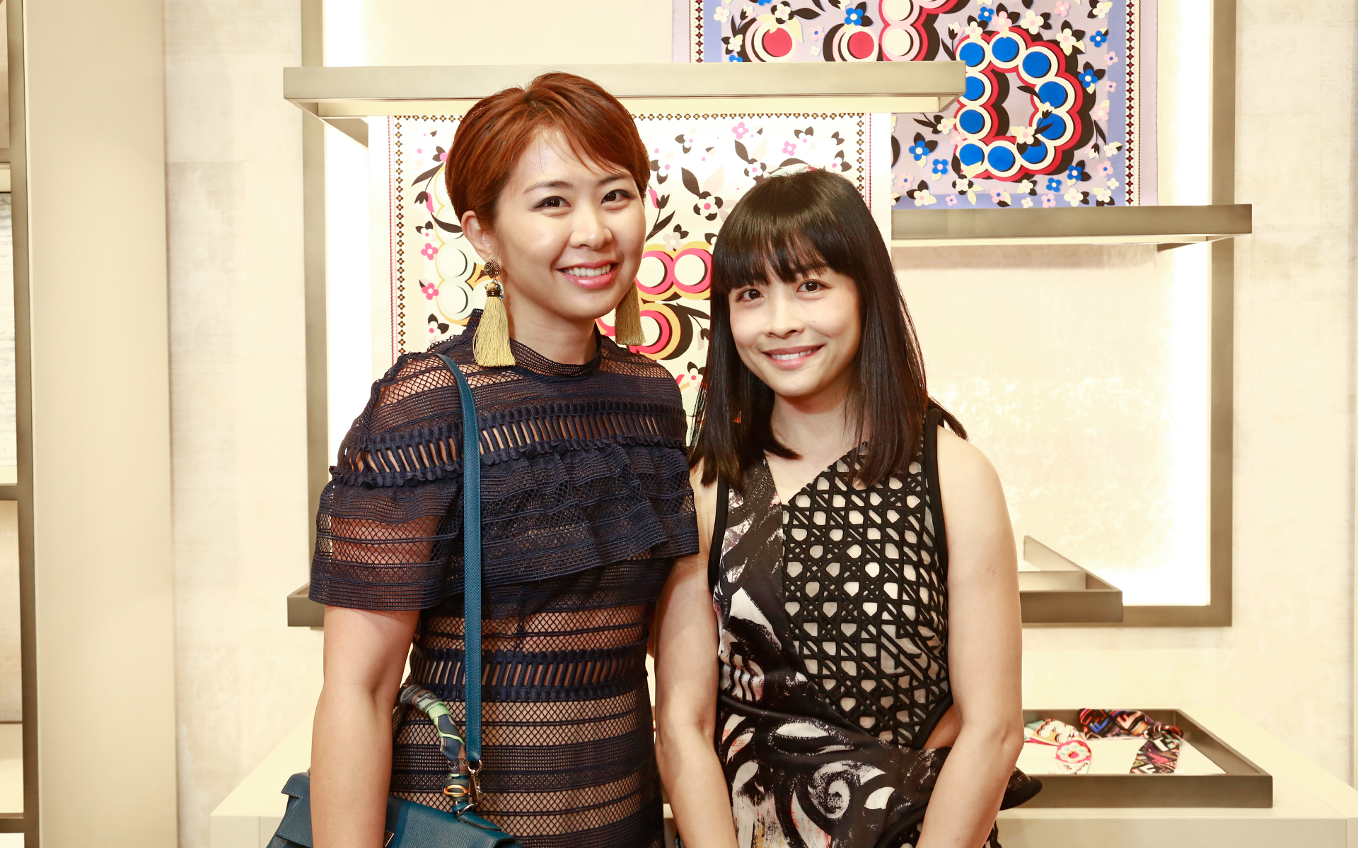 Lim Ai San and Celest Thoi