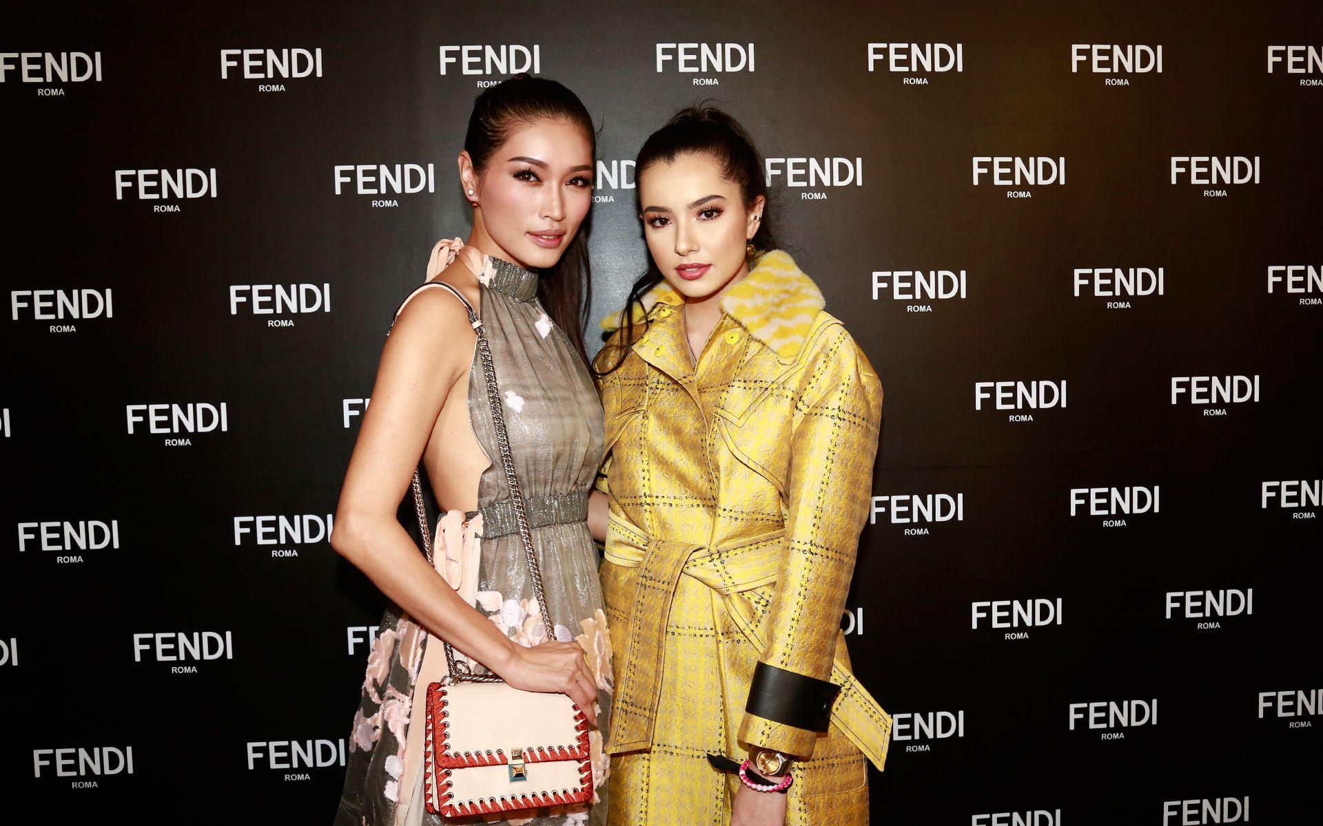 Amber Chia and Amelia Henderson
