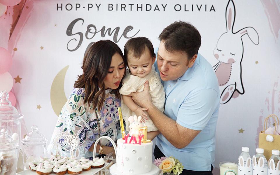 Jenn Low, Olivia Hua Elliott and Luke Elliott
