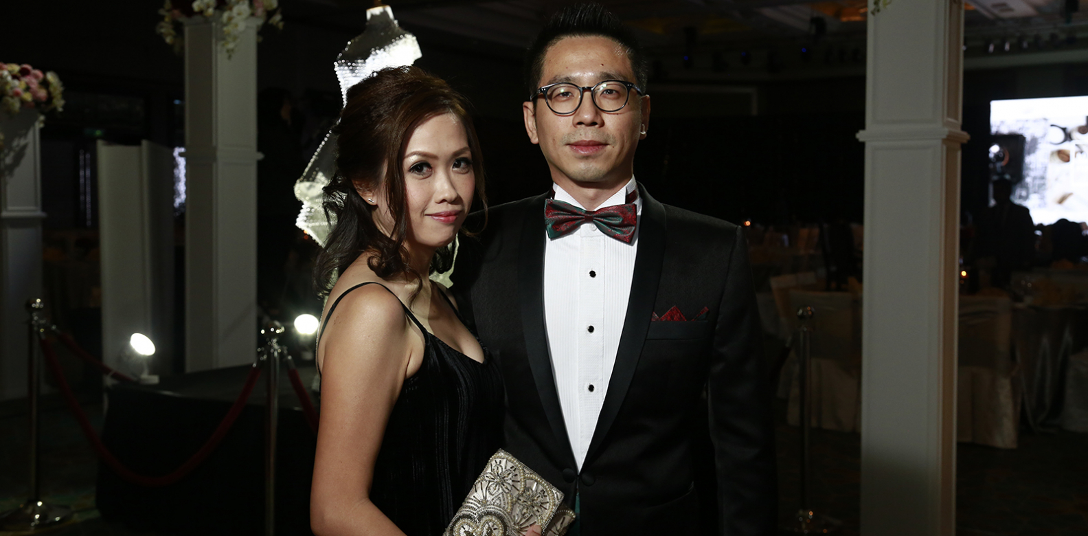 Caren Neoh and Melvin Chau