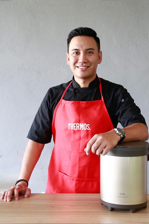 Chef Colin Edward Lim