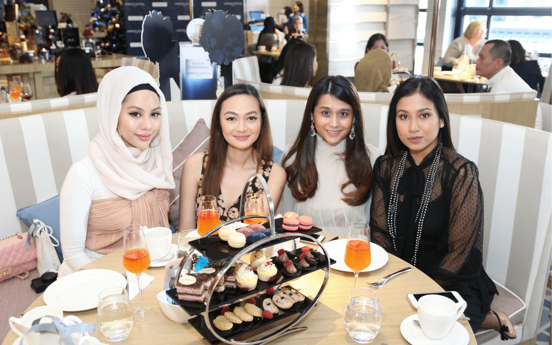 Erin Adlina, Nik Ireena Nona, Ezzan Zulfadzli and Puteri Nurul Nadhirah