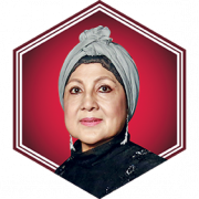 Puan Sri Abedah Seman