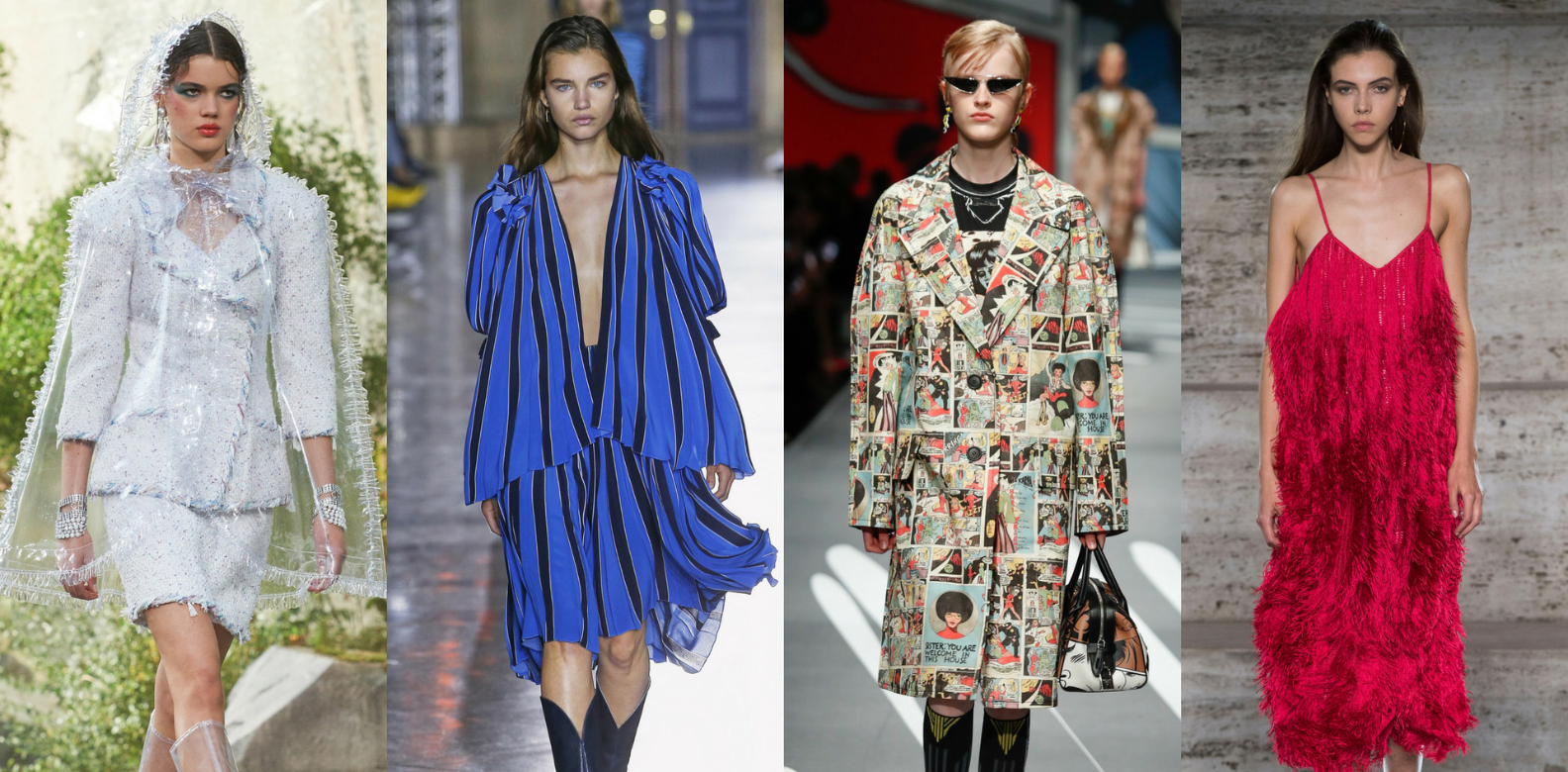 6 Spring Summer 2018 Trends Predicted To Shape The Year In Fashion Malaysia Tatler