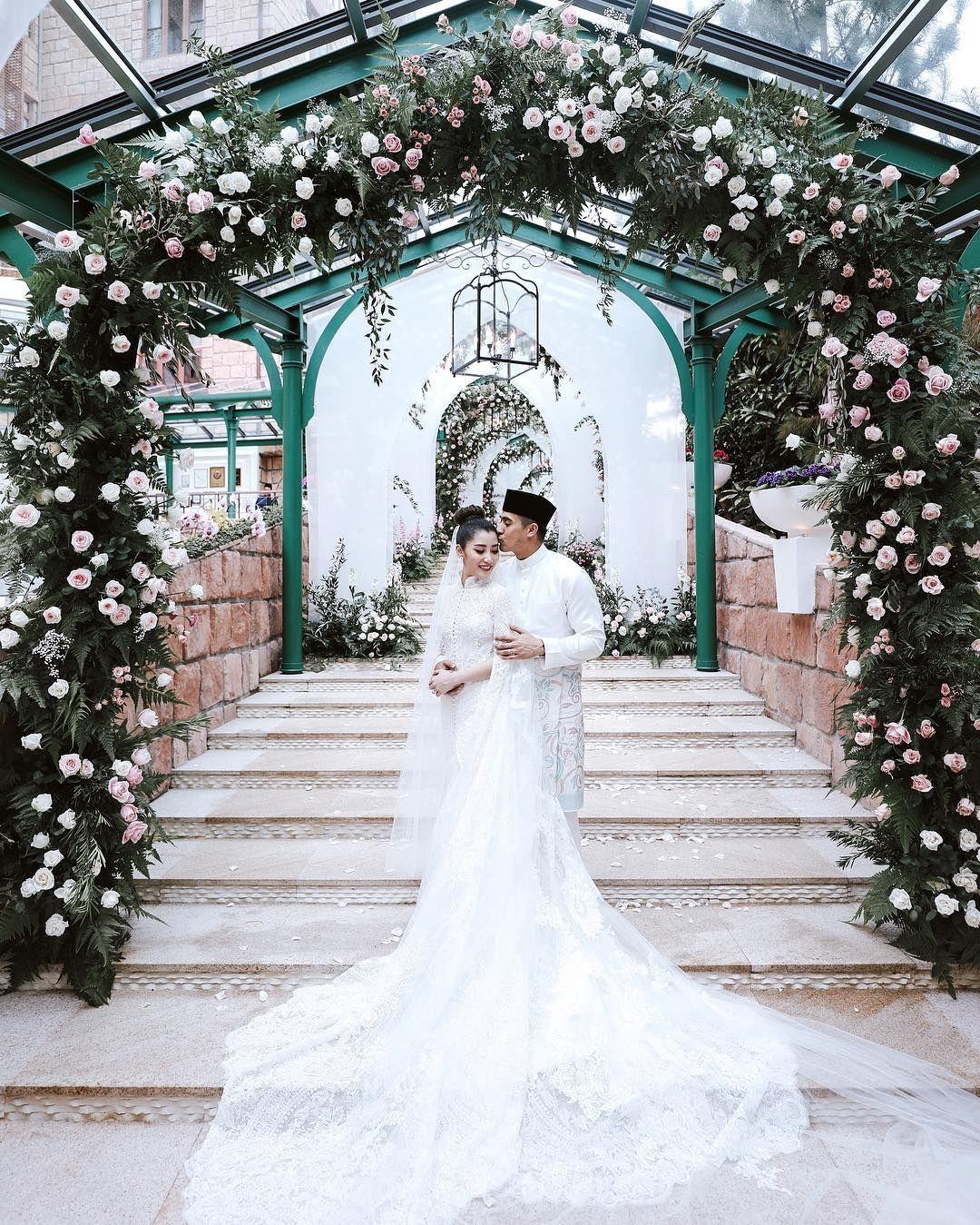 Tatlergrams Of The Week: Inside The Fairy-Tale Wedding Of Faliq ...