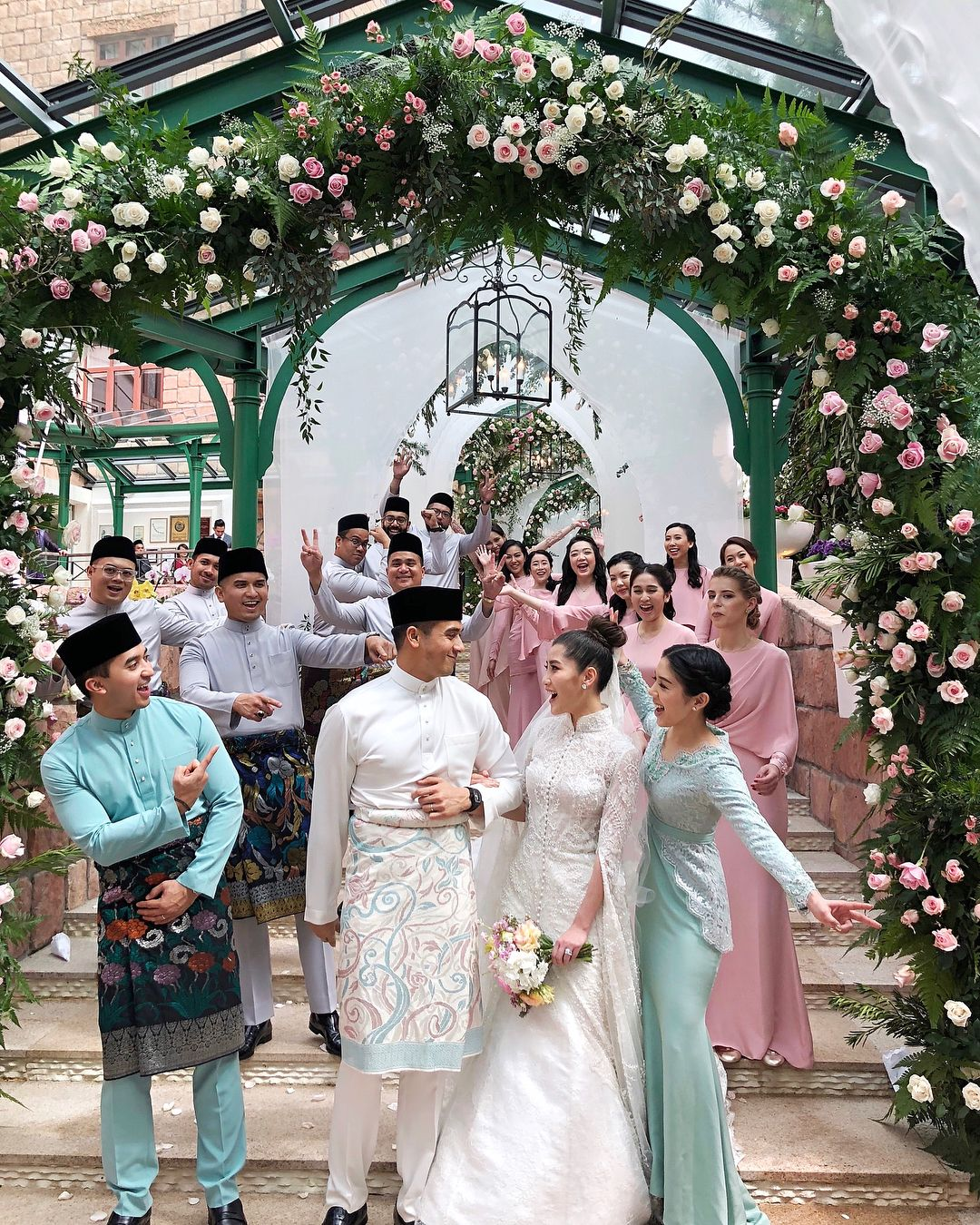 wedding ideas malaysia tatlergrams of the week inside the tale wedding of 27988