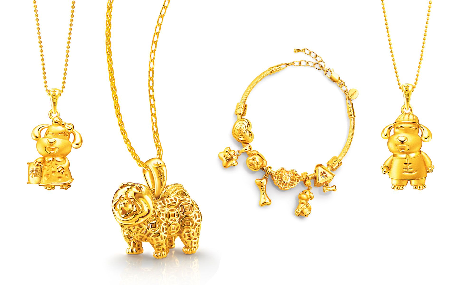 6 Chinese New Year Collections To Get Stylish Canine-Themed Bling ...