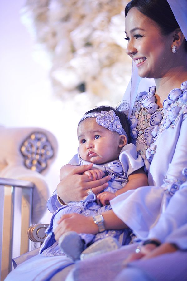 Datin Nina Ismail Sabri and Jeanelle Nika Mandagie