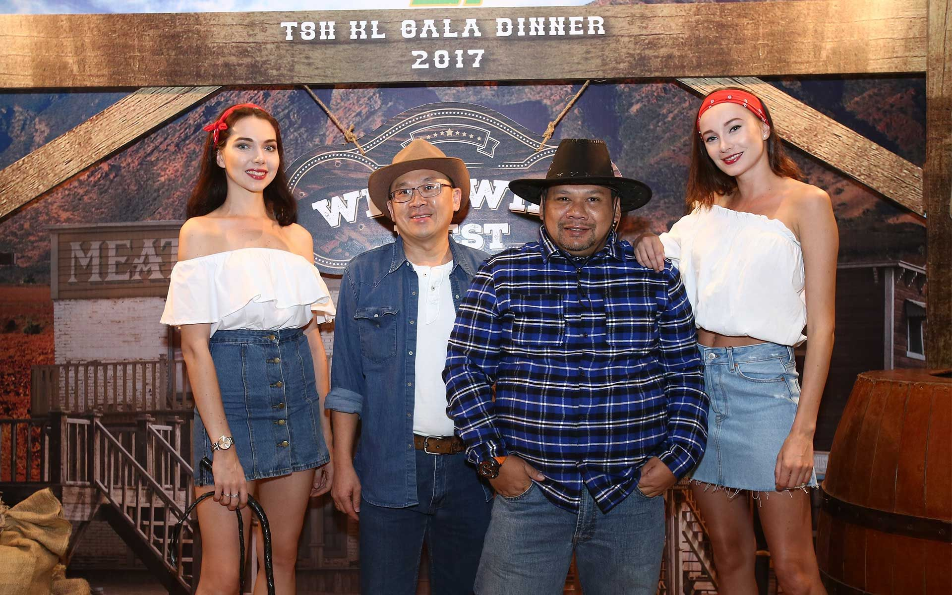 Fong Ging Pang and Alvin Azhar