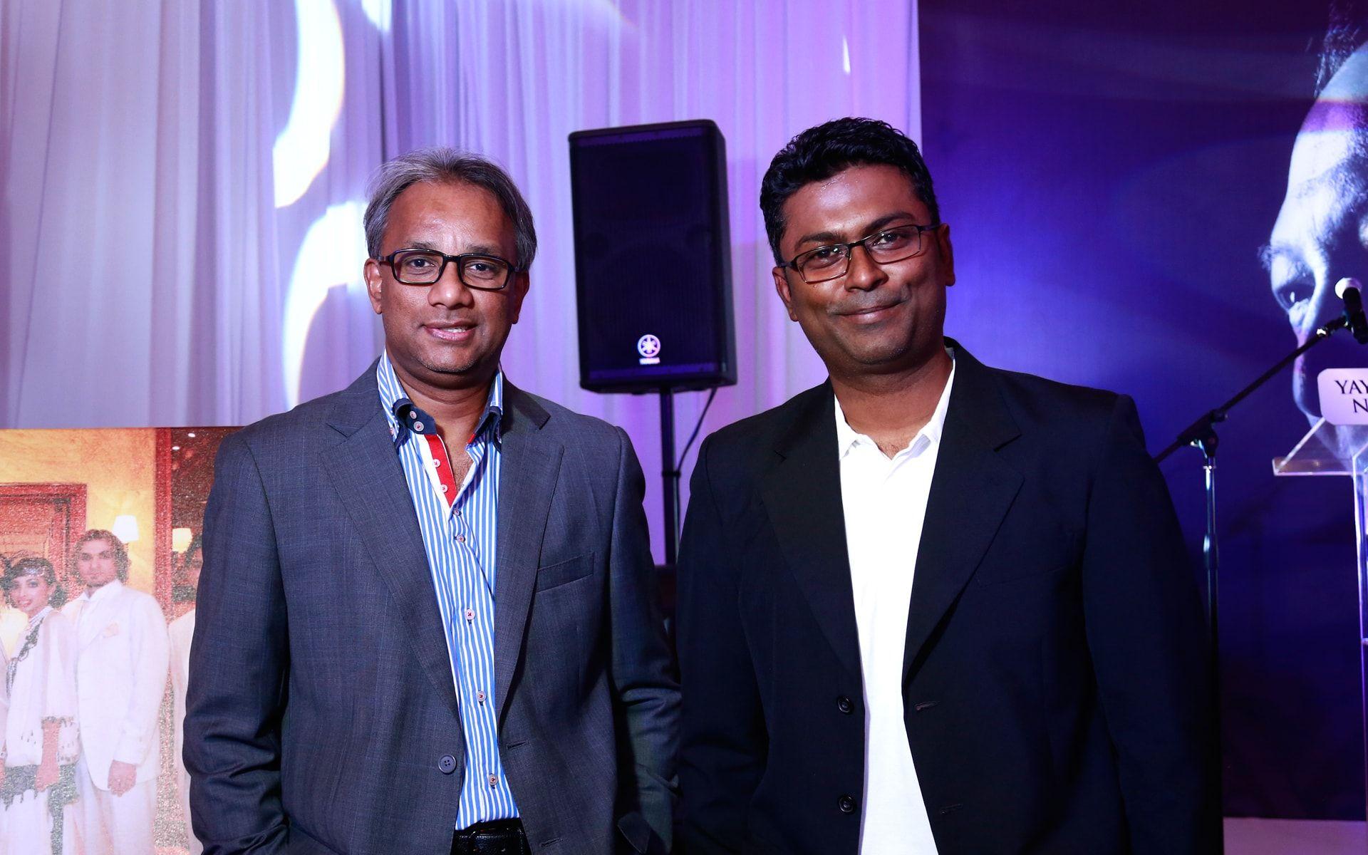 Richard Devaraj and Kevin Raj